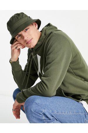 New Era Men Hats - Essential bucket hat in khaki