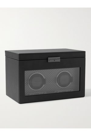 Wolf Axis Two-Piece Watch Winder