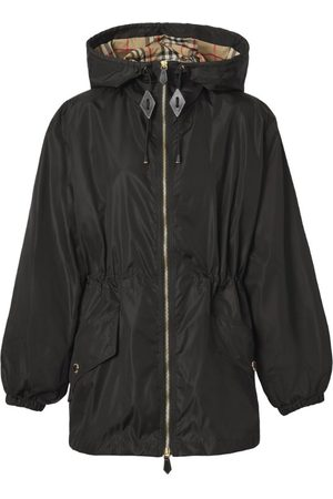 Burberry Women Jackets - ECONYL Lightweight Hooded Jacket
