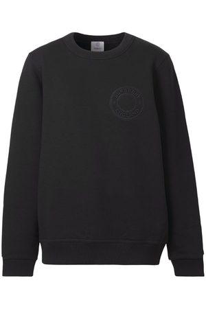 Burberry Cotton Logo Sweatshirt