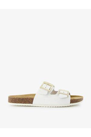 Dune Women Sandals - Lexington double-strap leather sandals