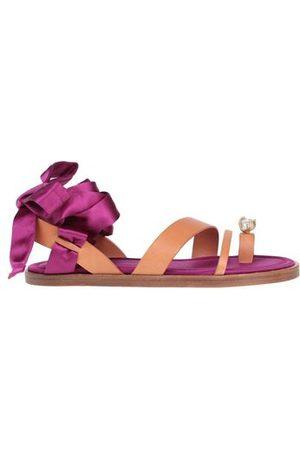 FORTE_FORTE FOOTWEAR - Toe post sandals
