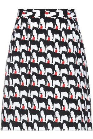 DSQUARED2 Women Skirts - SKIRTS - Knee length skirts