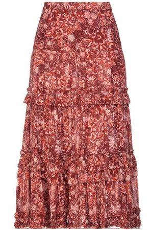 ULLA JOHNSON Women Skirts - SKIRTS - Long skirts