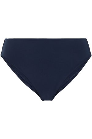 JETS AUSTRALIA BY JESSIKA ALLEN Woman Jetset Mid-rise Bikini Briefs Navy Size 12