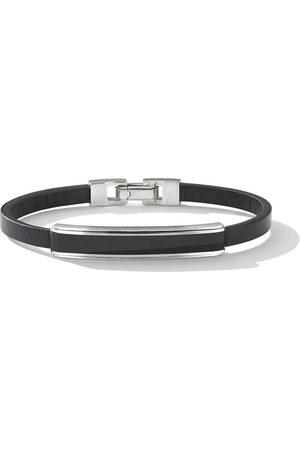 David Yurman Men Bracelets - Stone id bracelet