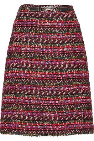 Etro Tweed midi skirt
