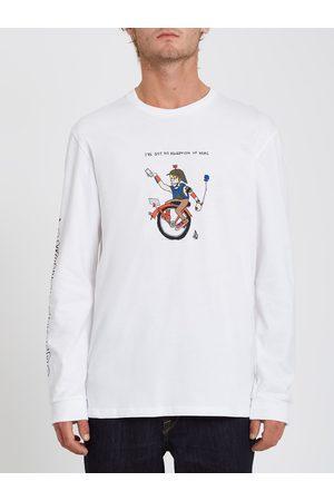 Volcom Long Sleeve - Pentagram Pizza T-shirt