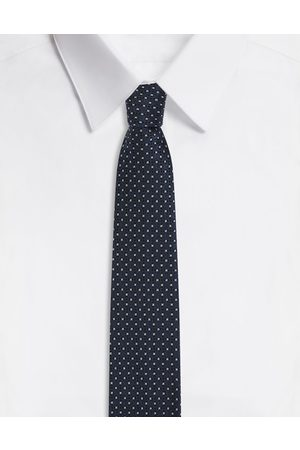 Dolce & Gabbana Ties and Pocket Squares - 6-cm silk blade tie male OneSize