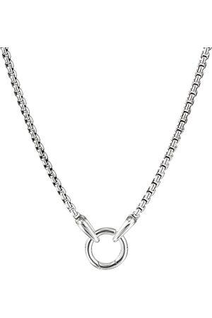 David Yurman Men Necklaces - Circle charm necklace