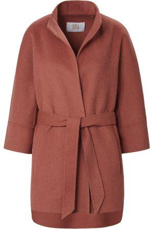 Riani Long jacket 3/4-length kimono sleeves pale size: 12