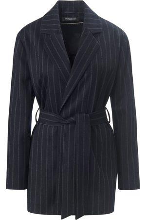 Fadenmeister Berlin Women Blazers - Open-front jersey blazer size: 10
