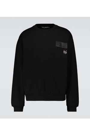 Dolce & Gabbana Logo jersey sweatshirt
