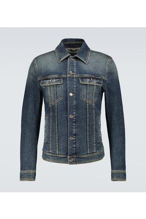 Dolce & Gabbana Stretch-denim jacket