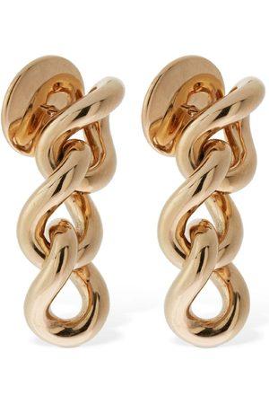 Pomellato Tango 18kt Rose Earrings