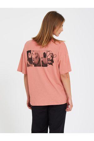Volcom Short Sleeve - Voltrip T-shirt - SEPIA