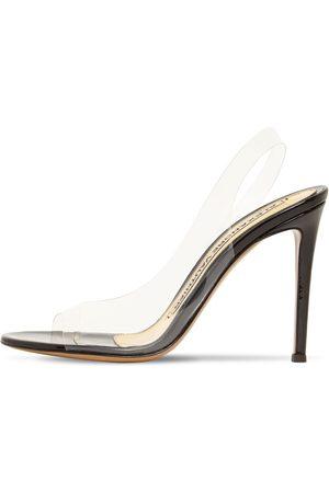 ALEXANDRE VAUTHIER Women Sandals - 105mm Plexi Slingback Sandals