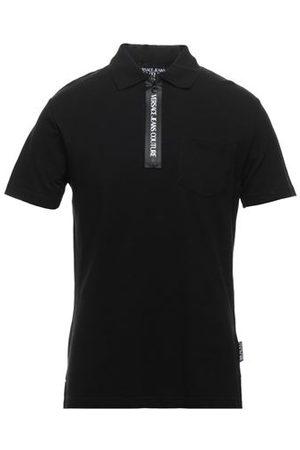 VERSACE Men Polo Shirts - TOPWEAR - Polo shirts