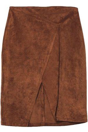 SANDRO FERRONE Women Skirts - SKIRTS - Knee length skirts