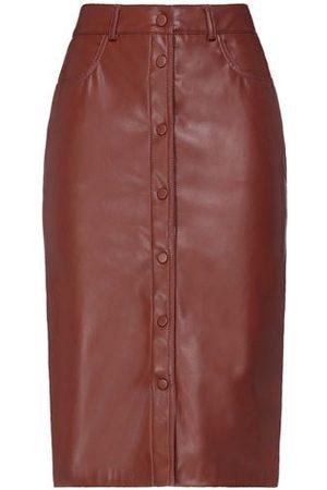 Attic and Barn Women Skirts - SKIRTS - Knee length skirts