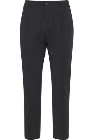 Pantaloni Torino Omega Cotton Blend Gabardine Pants