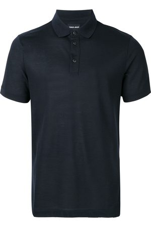 Armani Men Polo Shirts - Basic polo shirt