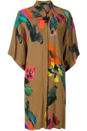 OSKLEN Women Nightdresses & Shirts - Chemise Splash Wood dress