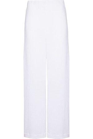 Cloe Cassandro Coco wide-leg trousers