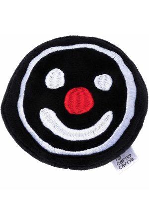 10 CORSO COMO Women Phones - Logo-embroidered hand warmer