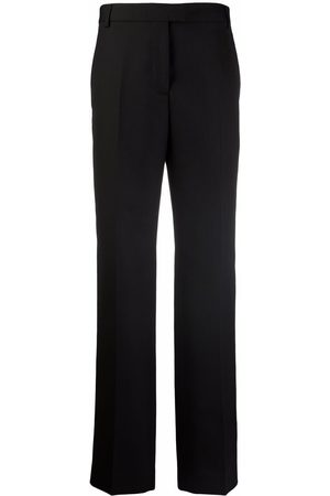 Acne Studios Women Formal Trousers - Straight-leg tailored trousers
