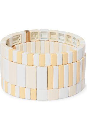 Roxanne Assoulin Flat bracelet set