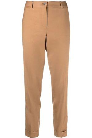 Fabiana Filippi High-waisted slim fit trousers