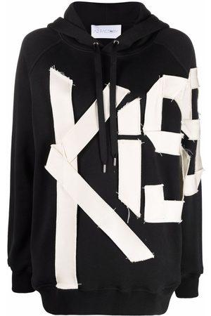 AZ FACTORY Women Hoodies - Kiss oversized hoodie