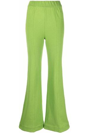 AZ FACTORY Women Wide Leg Trousers - Free To flared trousers