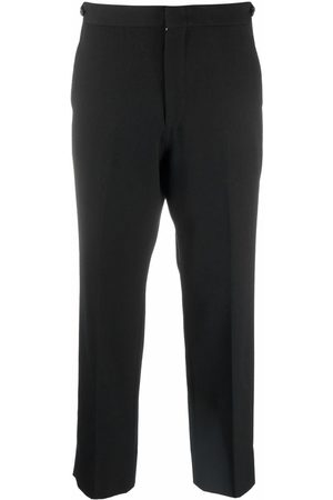 Comme des Garçons Women Trousers - 2000s cropped tailored trousers