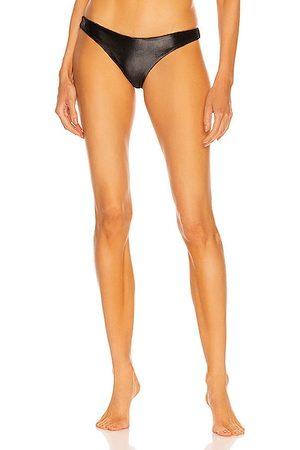 Koral Birch Reversible Bikini Bottom in Cheetara &