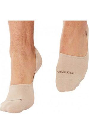Calvin Klein 2-Pack Luca Invisible Socks - Skin S/M
