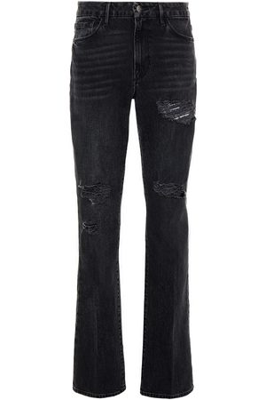 Frame Woman High-rise Bootcut Jeans Size 23