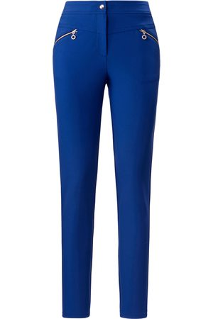 Looxent Women Trousers - Techno-stretch trousers size: 12