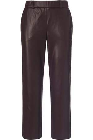 portray berlin Pull-on style 7/8-length trousers size: 10