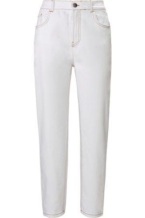DAY.LIKE Women Boyfriend - Ankle-length 5-pocket jeans size: 14s