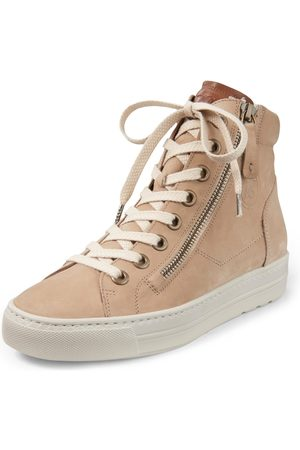 Paul Green Women Trainers - Ankle-high sneakers zip size: 35,5