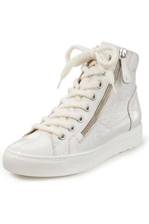 Paul Green Ankle-high sneakers zip size: 35,5