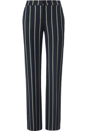 DAY.LIKE Wide fit trousers vertical stripes size: 10s