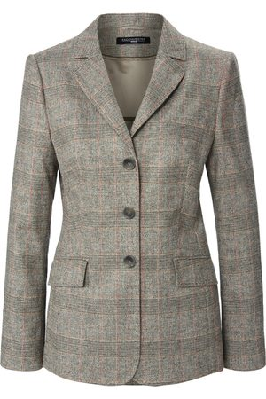 Fadenmeister Berlin Blazer Prince-of-Wales check size: 10