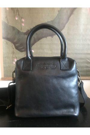 Collard Manson CollardManson Maya Bag- Black Leather