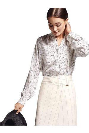 Riani Patterned Silk Blouse 145750-3872 142