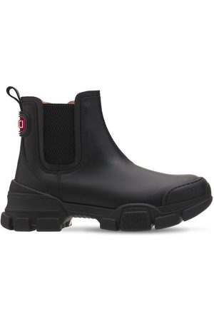 Gucci Girls Boots - Leather Boots