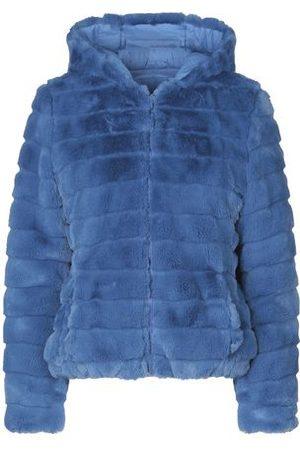 SANDRO FERRONE Women Coats - COATS & JACKETS - Teddy coat