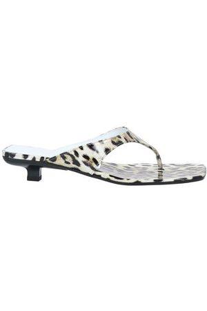 By Far Women Sandals - FOOTWEAR - Toe post sandals